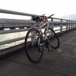 2015年1月1日にいよいよ自転車通勤開始!