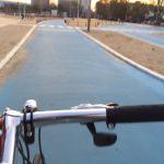 自宅から会社まで「自転車専用道路」だったらいいのに