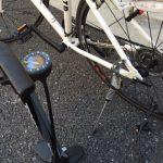 自転車と一緒に空気入れを買う理由