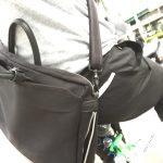 自転車通勤で使っているカバン
