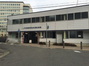 JR尼崎西自転車駐車場