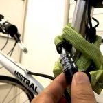 自転車の盗難防止対策としてICチップを搭載できないのだろうか?