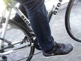 自転車通勤の距離