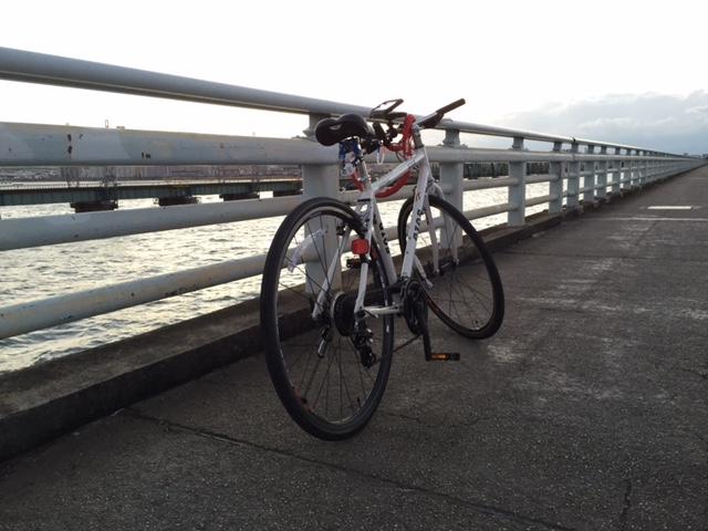 ジオスミストラルで自転車通勤