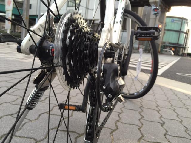 自転車 変速ギヤ