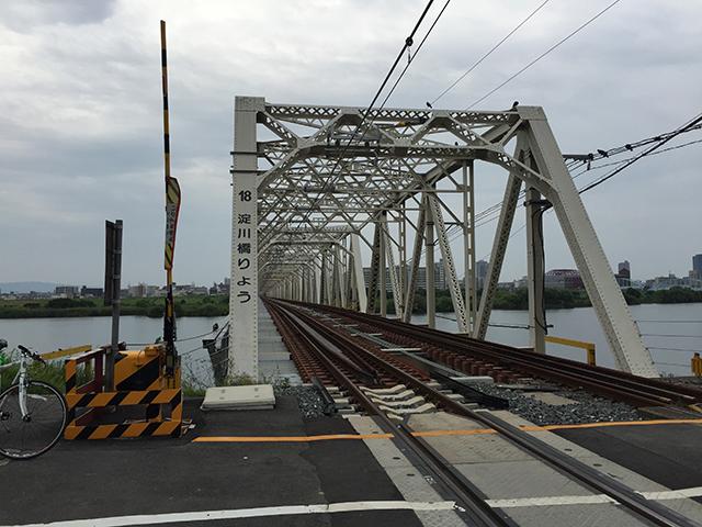 赤川大橋2015年