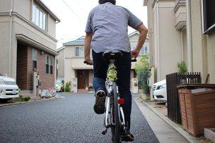 自転車通勤を始める