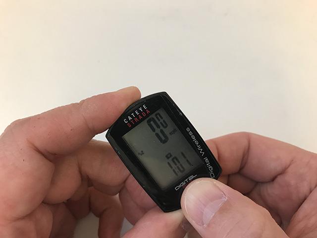 液晶の表示確認