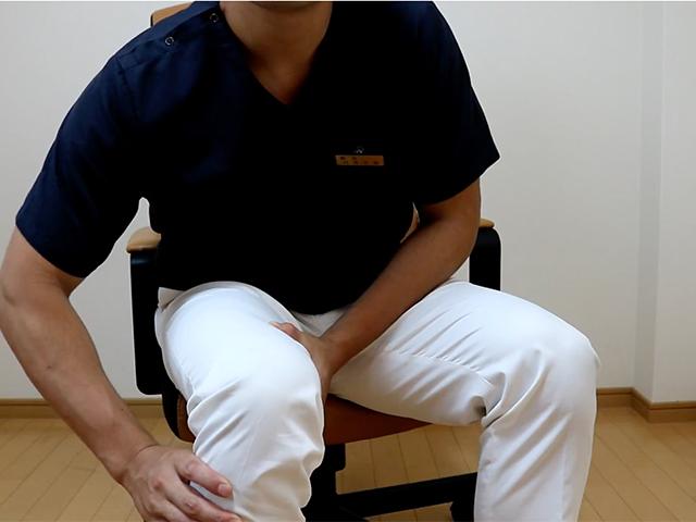 膝の矯正1