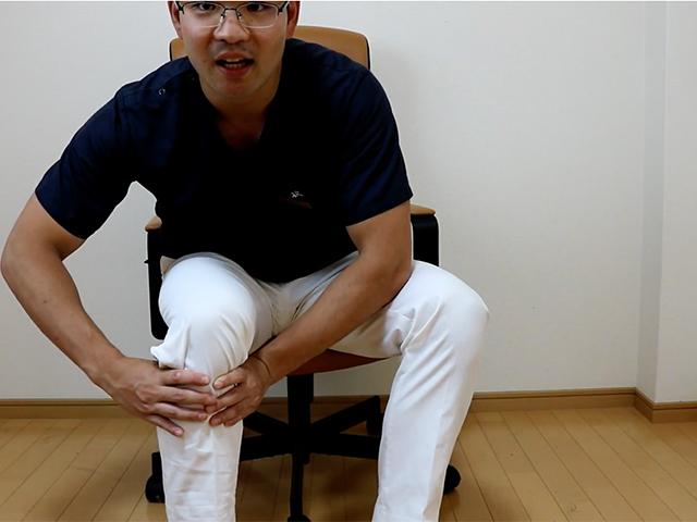 膝の矯正2